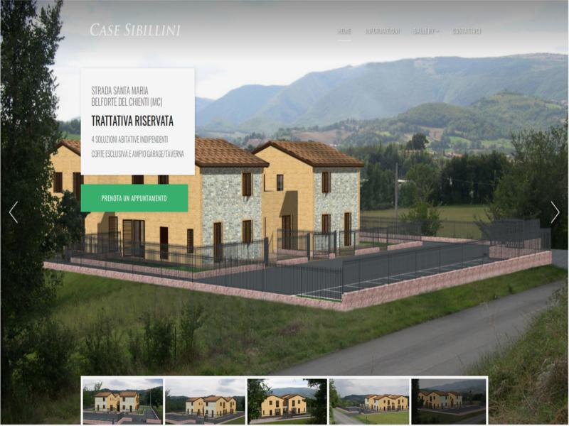 Siti web & Applicazioni web based